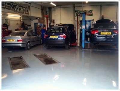 Owen Garages Limited Repairs & Servicing